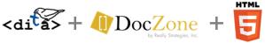 DITA + DocZone + HTML5