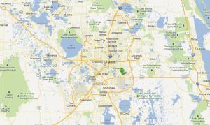 Pentaho Office Location in Orlando Florida